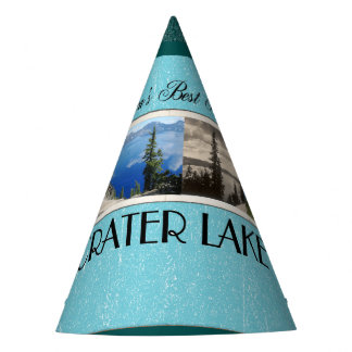 ABH Crater Lake Party Hat