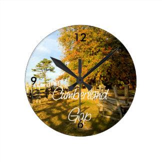 ABH Cumberland Gap Round Clock