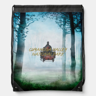 ABH Cuyahoga Valley Drawstring Bag