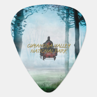 ABH Cuyahoga Valley Guitar Pick