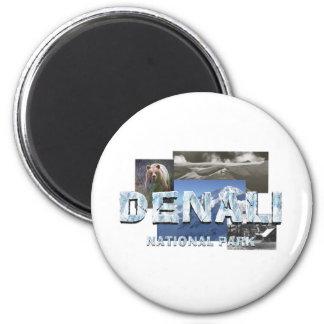 ABH Denali 2 Inch Round Magnet