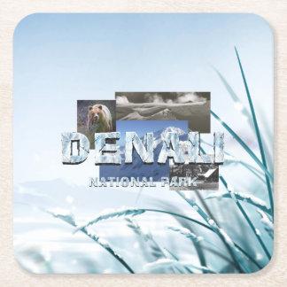 ABH Denali Square Paper Coaster