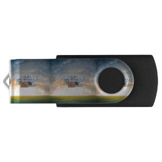 ABH Dinosaur NM Swivel USB 2.0 Flash Drive