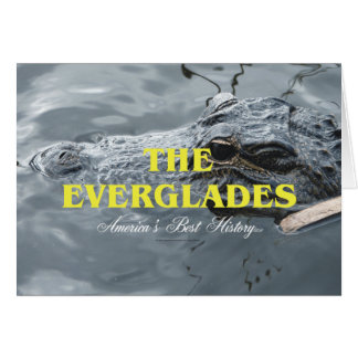ABH Everglades Card