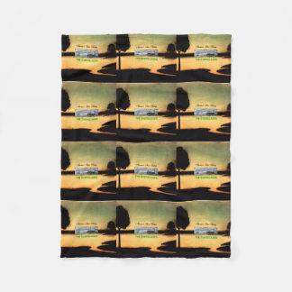 ABH Everglades Fleece Blanket