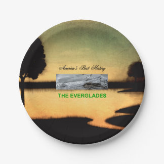 ABH Everglades Paper Plate