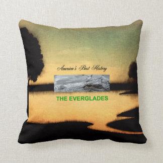 ABH Everglades Throw Pillow