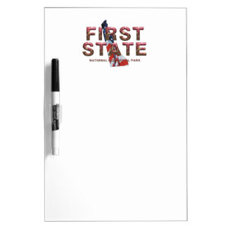 ABH First State Dry Erase Board