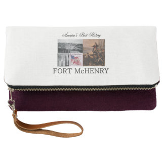 ABH Fort McHenry Clutch