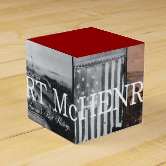 ABH Fort McHenry Favor Box