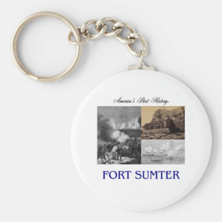 ABH Fort Sumter Keychain