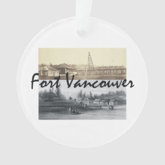 ABH Fort Vancouver Ornament