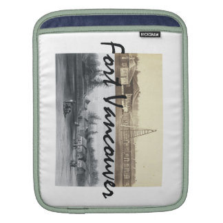 ABH Fort Vancouver Sleeve For iPads