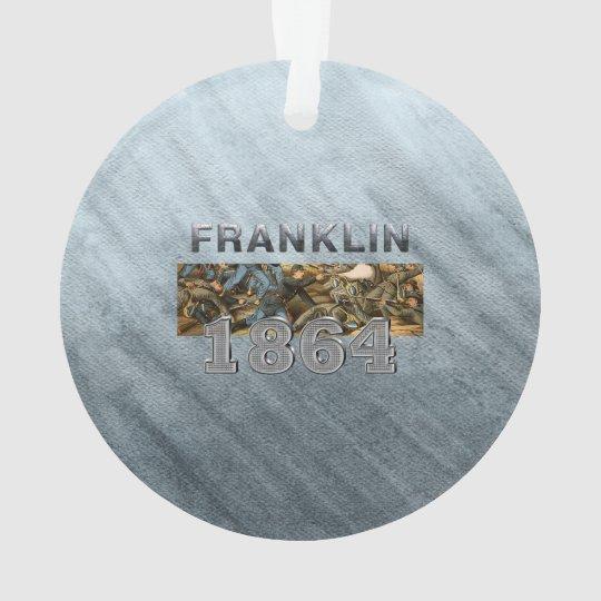 ABH Franklin Ornament