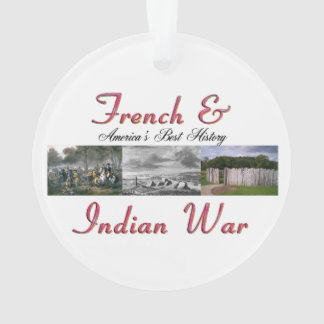 ABH French & Indian War Ornament