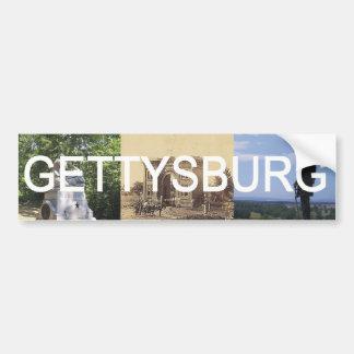 ABH Gettysburg Bumper Sticker