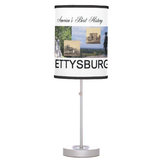 ABH Gettysburg Table Lamp