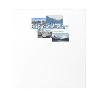 ABH Glacier Bay Notepad