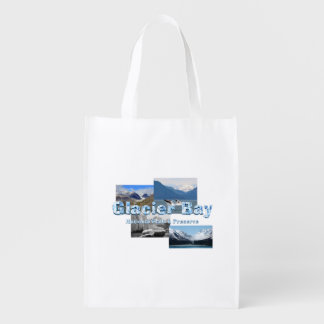 ABH Glacier Bay Reusable Grocery Bag