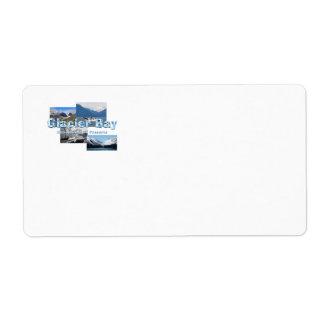 ABH Glacier Bay Shipping Label