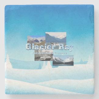 ABH Glacier Bay Stone Coaster