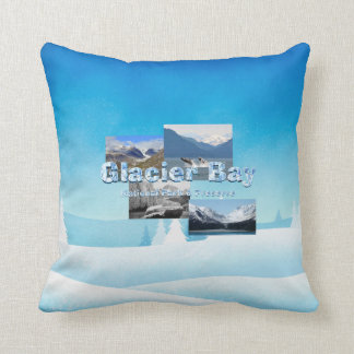 ABH Glacier Bay Throw Pillow