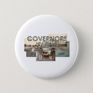 ABH Governors Island 2 Inch Round Button