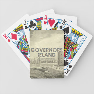 ABH Governors Island Bicycle Playing Cards