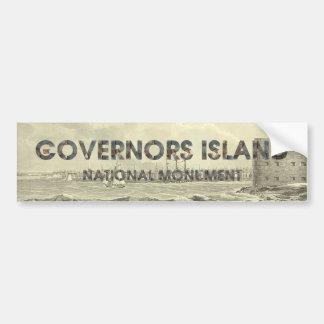 ABH Governors Island Bumper Sticker