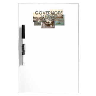 ABH Governors Island Dry Erase Board
