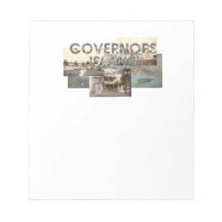 ABH Governors Island Notepad