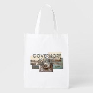 ABH Governors Island Reusable Grocery Bag