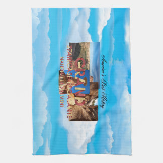 ABH Grand Staircase-Escalante Kitchen Towel