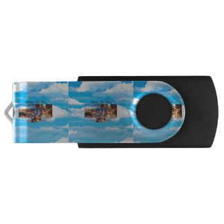 ABH Grand Staircase Swivel USB 2.0 Flash Drive