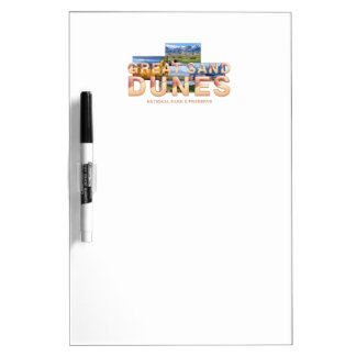 ABH Great Sand Dunes Dry Erase Board