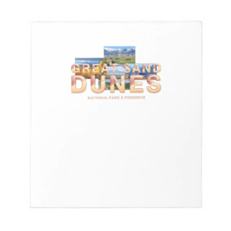 ABH Great Sand Dunes Notepad