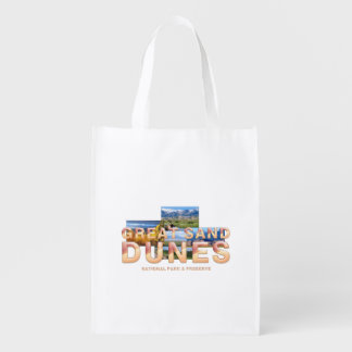ABH Great Sand Dunes Reusable Grocery Bags