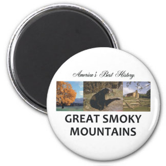 ABH Great Smoky Mountains Magnet