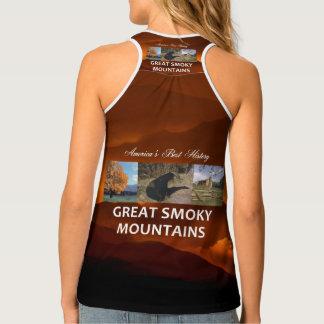 ABH Great Smoky Mountains Tank Top