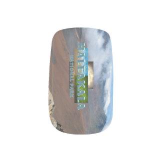 ABH Haleakala Minx Nail Art