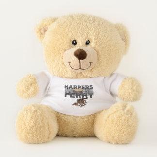 ABH Harper's Ferry Teddy Bear