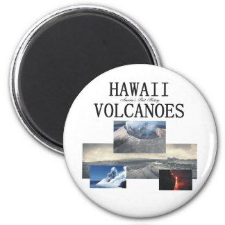 ABH Hawaii Volcano Magnet