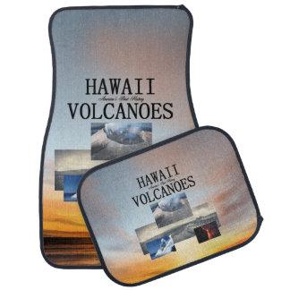 ABH Hawaii Volcanoes Car Mat