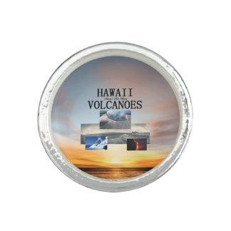 ABH Hawaii Volcanoes Ring