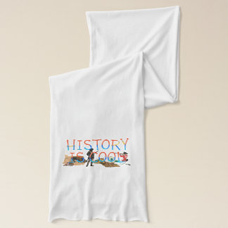 ABH History is Cool Scarf
