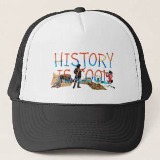 ABH History is Cool Trucker Hat