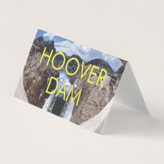 ABH Hoover Dam Business Card