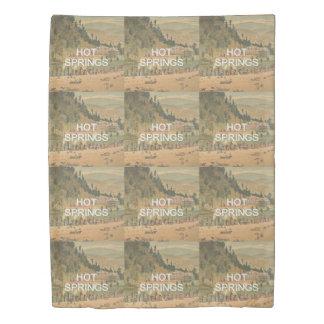 ABH Hot Springs Duvet Cover