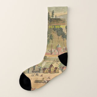 ABH Hot Springs Socks