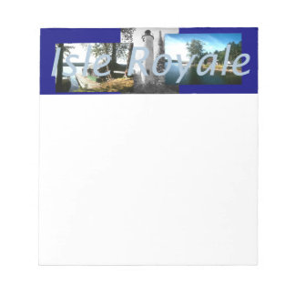 ABH Isle Royale Notepad